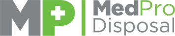 Medro Waste disposal logo