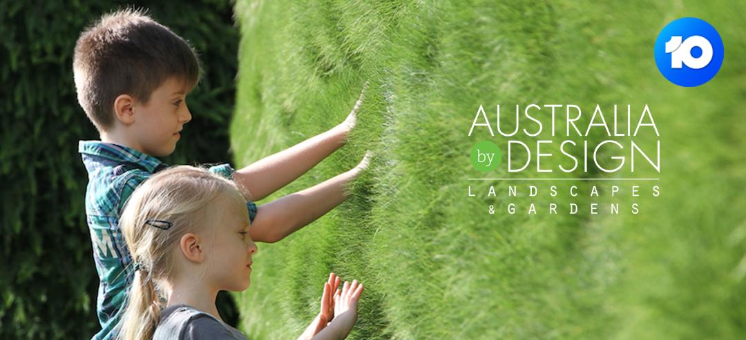 Design by Australia: Landscapes