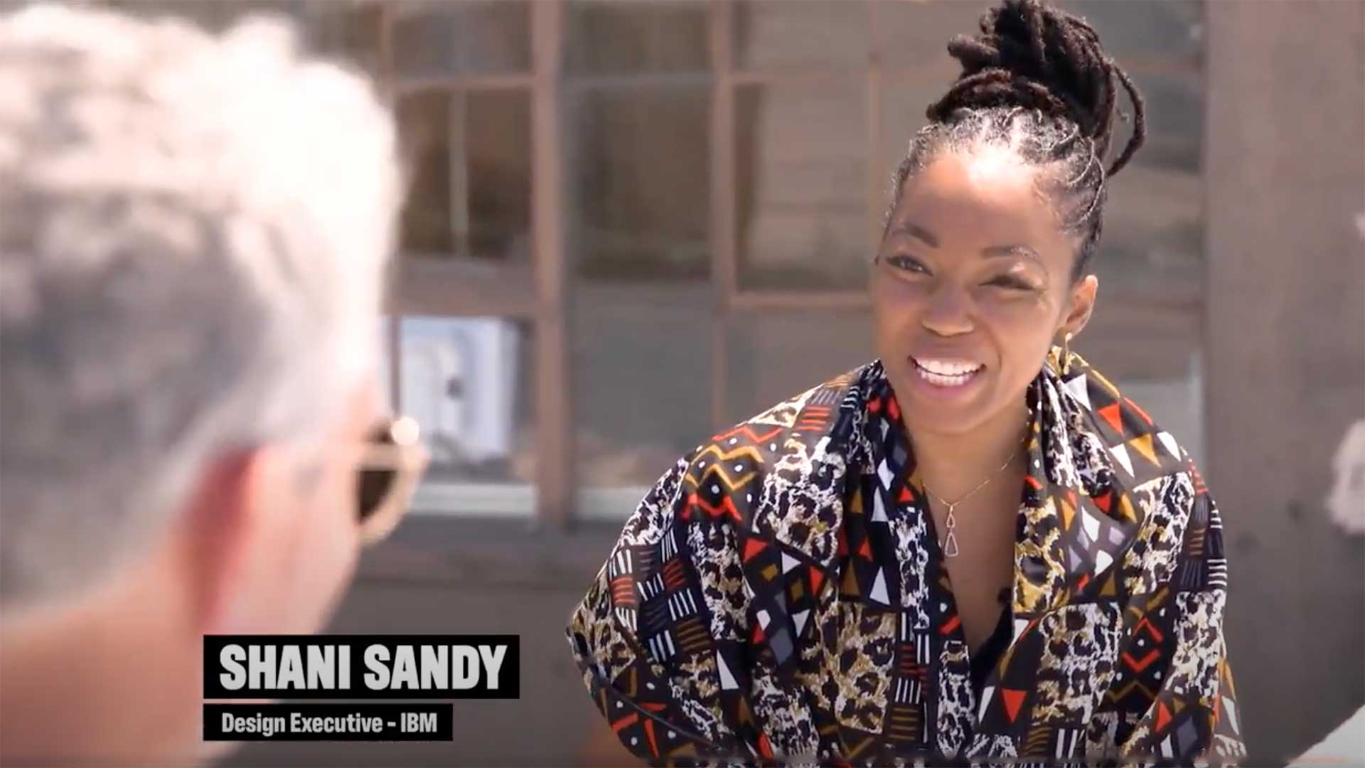 Get to Know Shani Sandi
