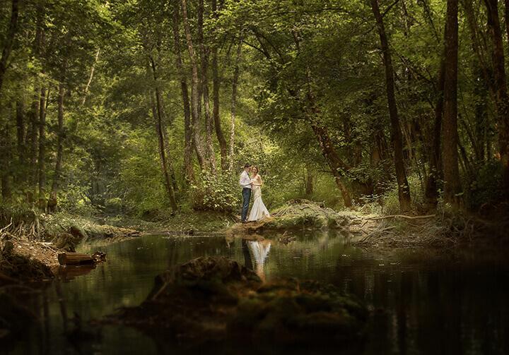 Les Reportages  Photos de Mariage en Dordogne en Aquitaine où partout en France
