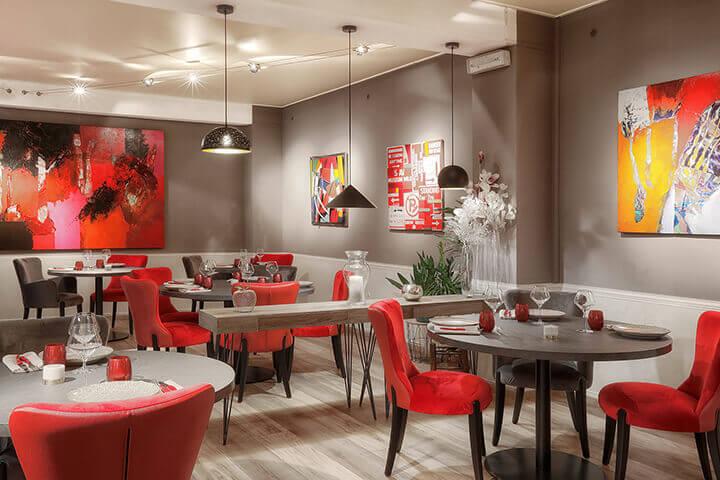 Reportage Photo à l'Hotel Restaurant L'Atelier d'Epicure en Périgord Noir