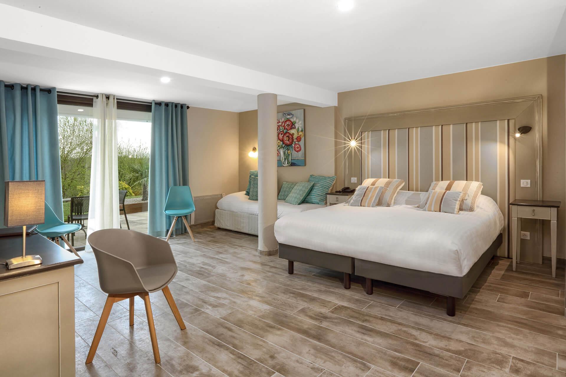 hotel chambre 11