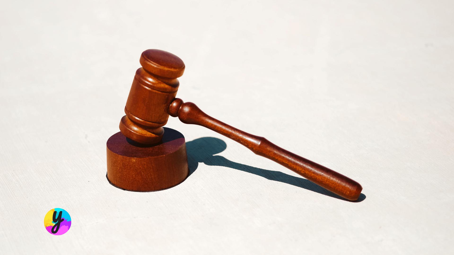 83% des personnes découragées à l'idée de faire appel à la justice. Et vous ?