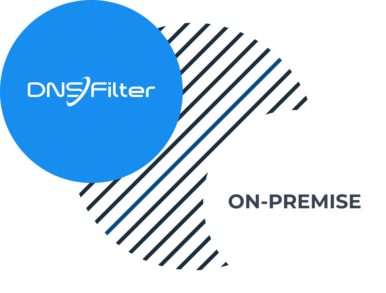 dnsfilter and on-premise