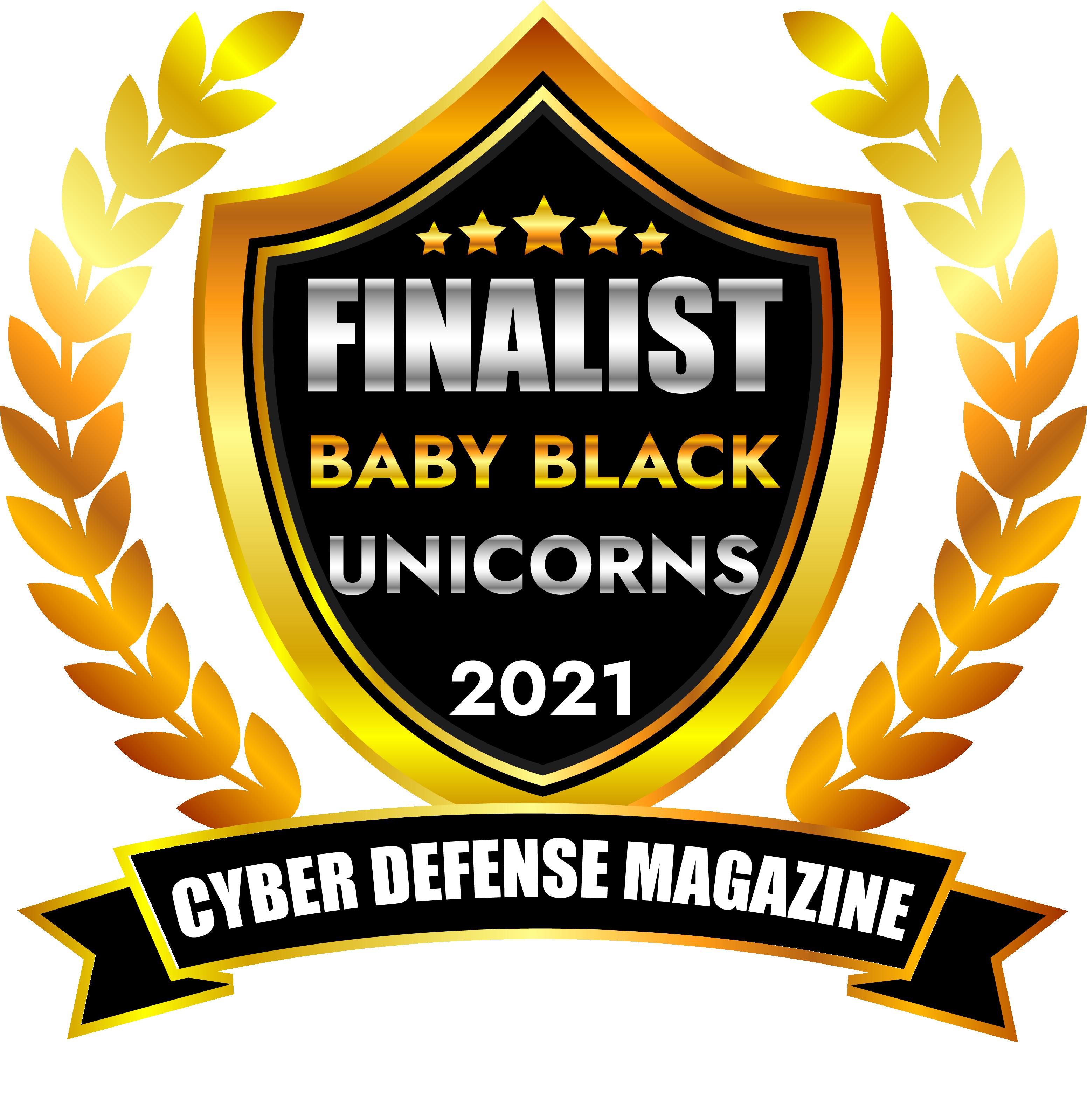 dnsfilter baby black unicorn finalist 2021