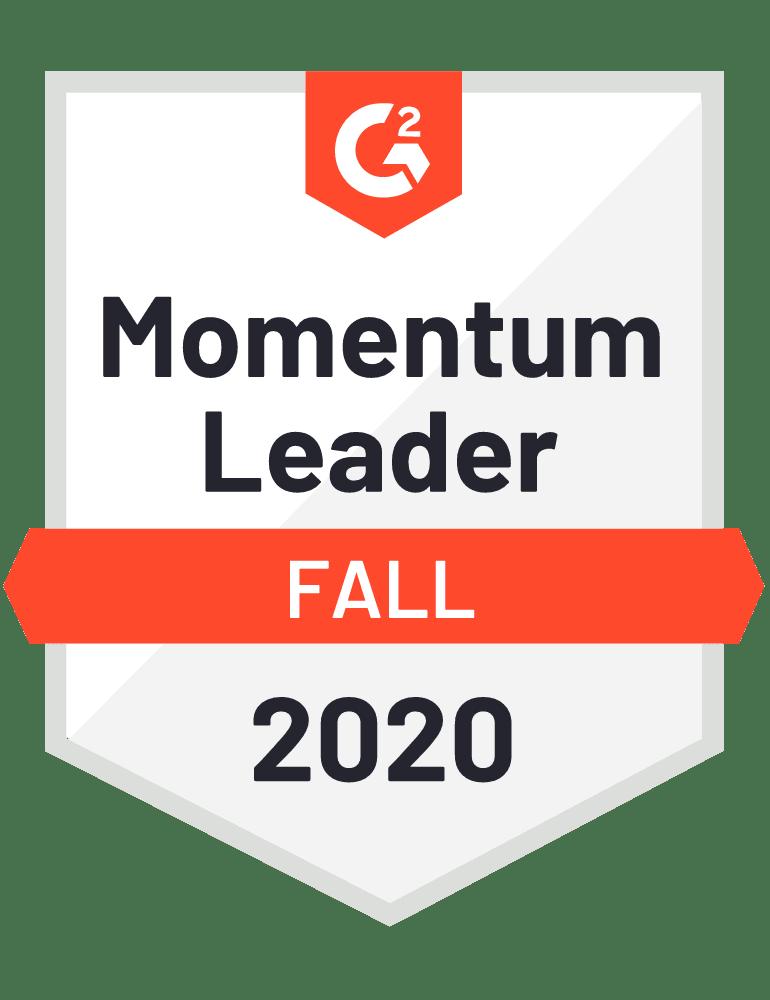 dnsfilter momentum leader fall 2020