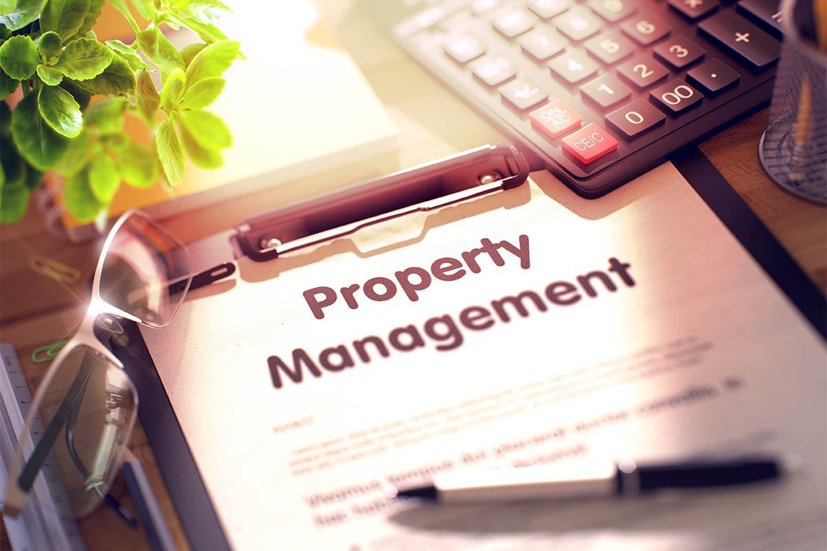 Property management documentation