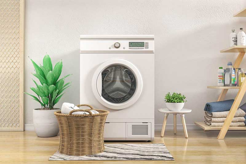 Residential dryer