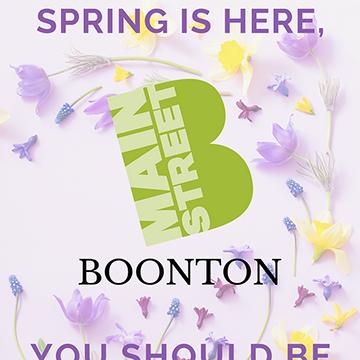 Boonton Spring Mailer