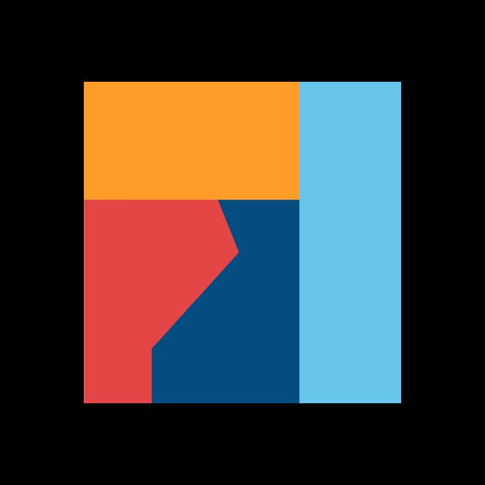 Review platform logo.