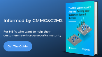 MSP Cybersecurity Journey - blog CTA