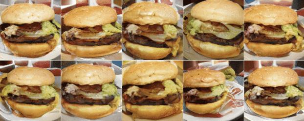 ai hamburger