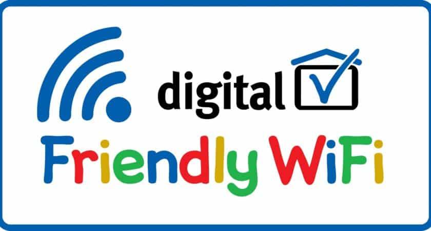 friendly wi-fi sponsor