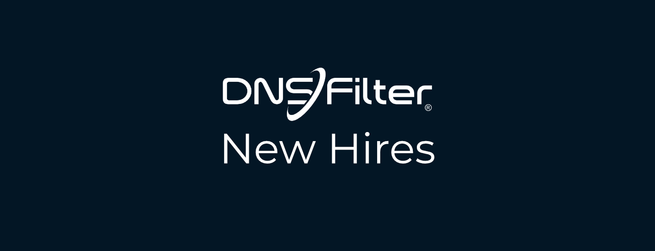 dnsfilter new hires