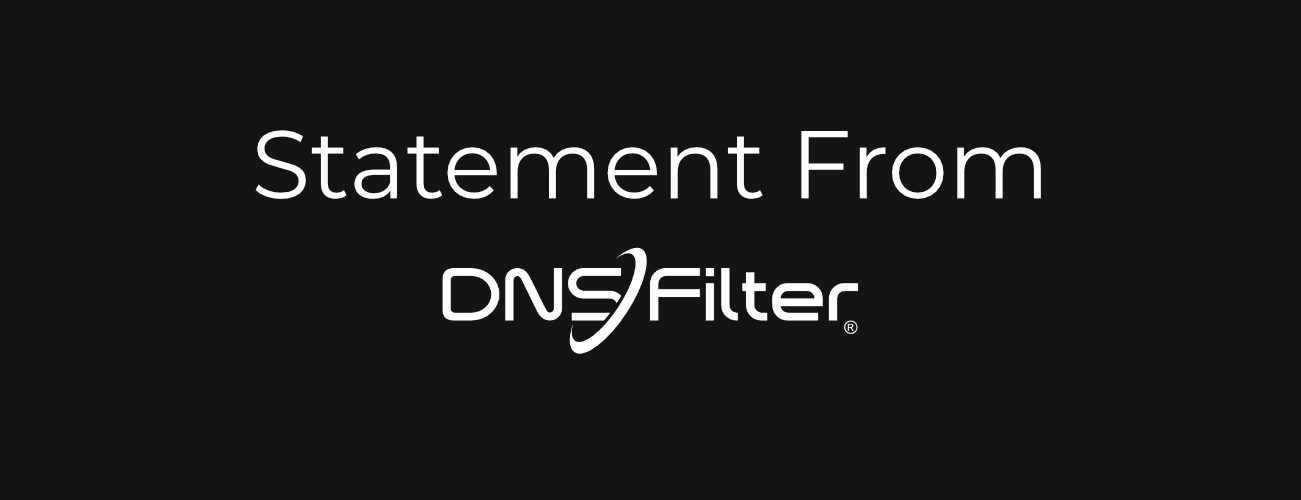dnsfilter response to quad9 sony music injunction