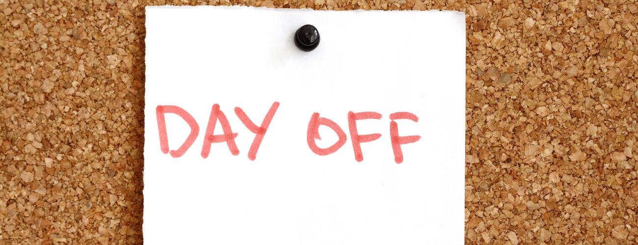 rotating 4-day work week