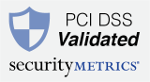 PCI DSS Validated