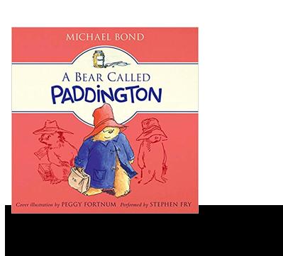 A Bear Called Paddington audiobook cover