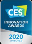 CES Innovation award 2020