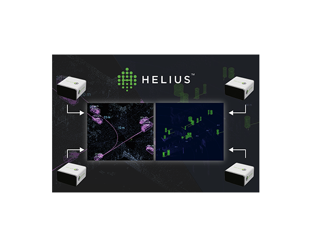 Helius Smart Lidar System