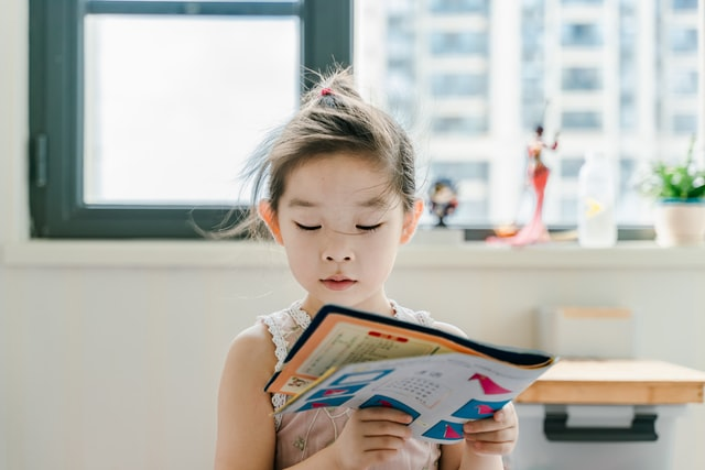 3 Ways to Help Your First Grader Practice Reading