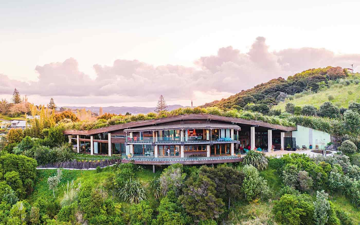 Donkey Bay Inn, Bay of Islands / NZ