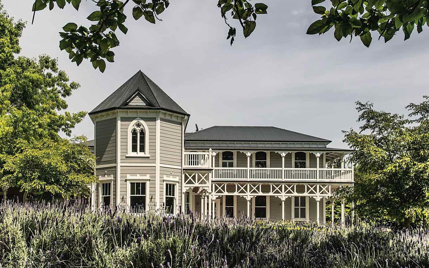 The Marlborough Lodge / NZ