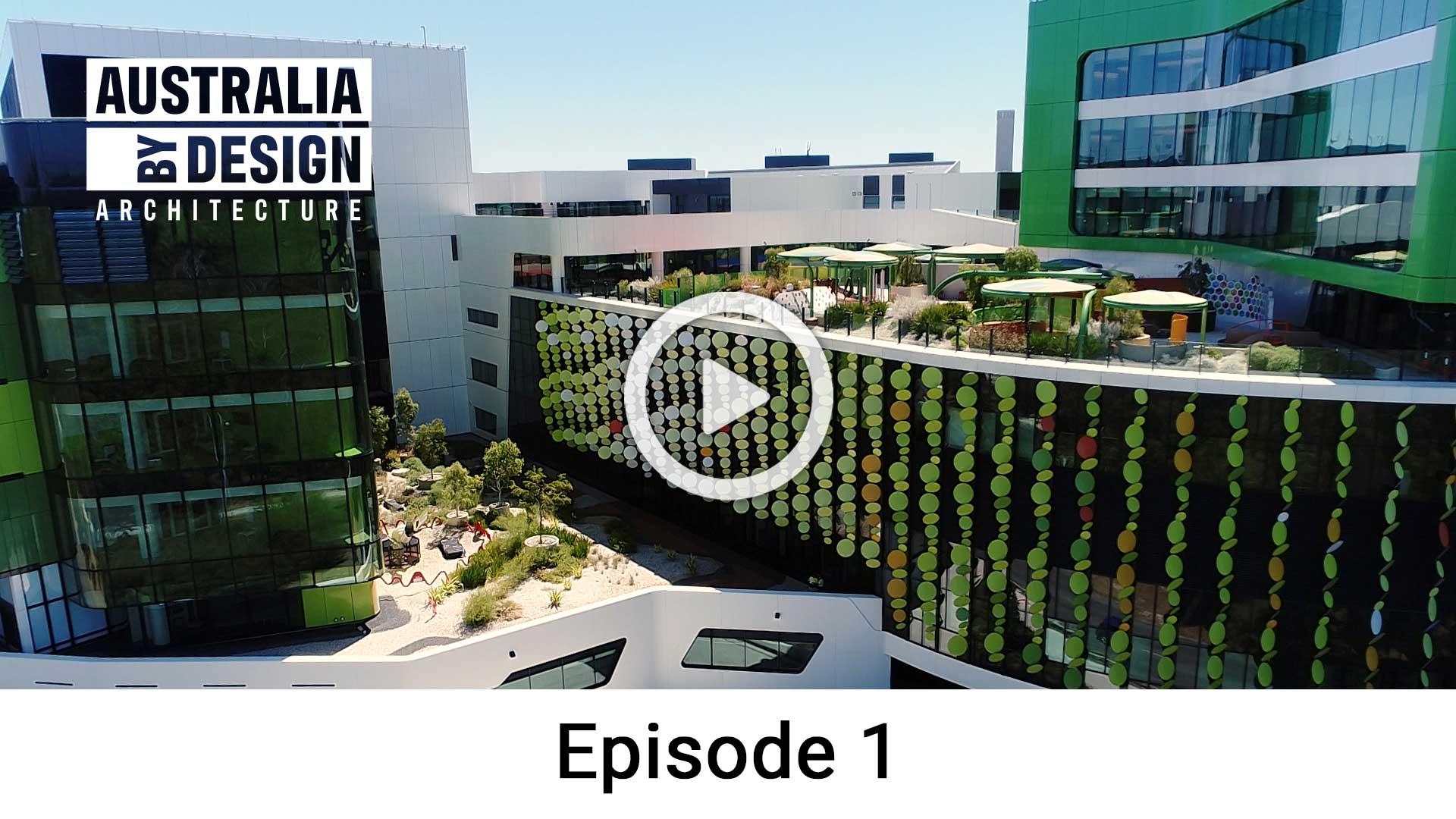Australia Architecture S4 E1
