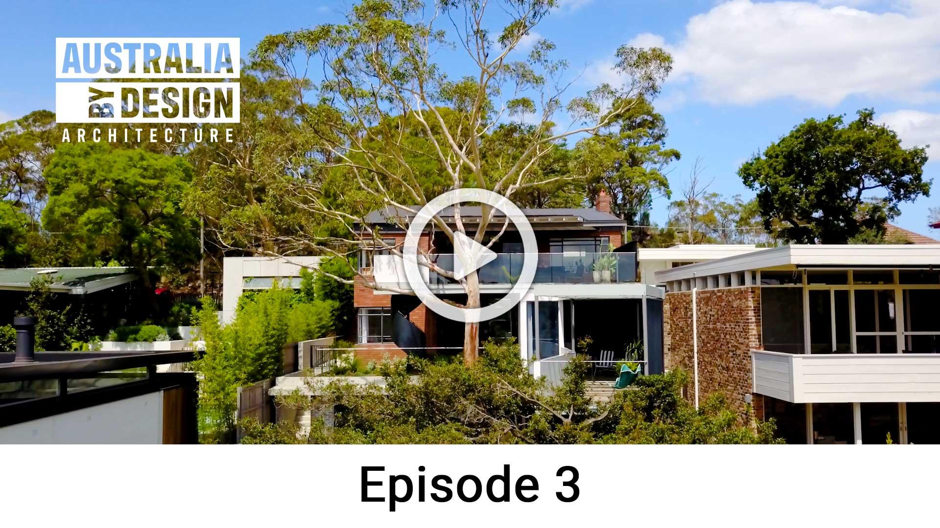 Australia Architecture S4 E3