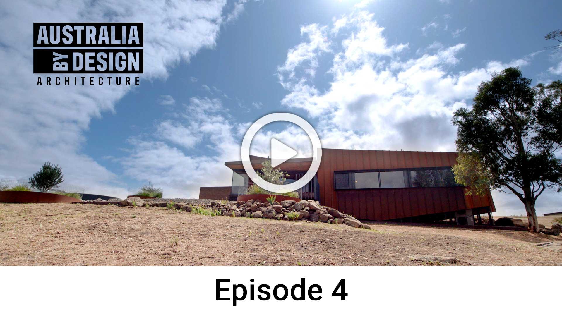 Australia Architecture S4 E4