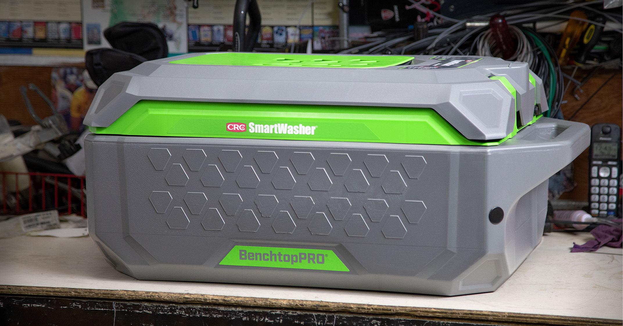 CRC SmartWasher® BenchtopPRO®