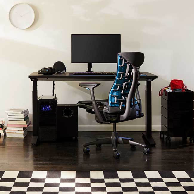 Embody Gaming Chair from Herman Miller and Logitech