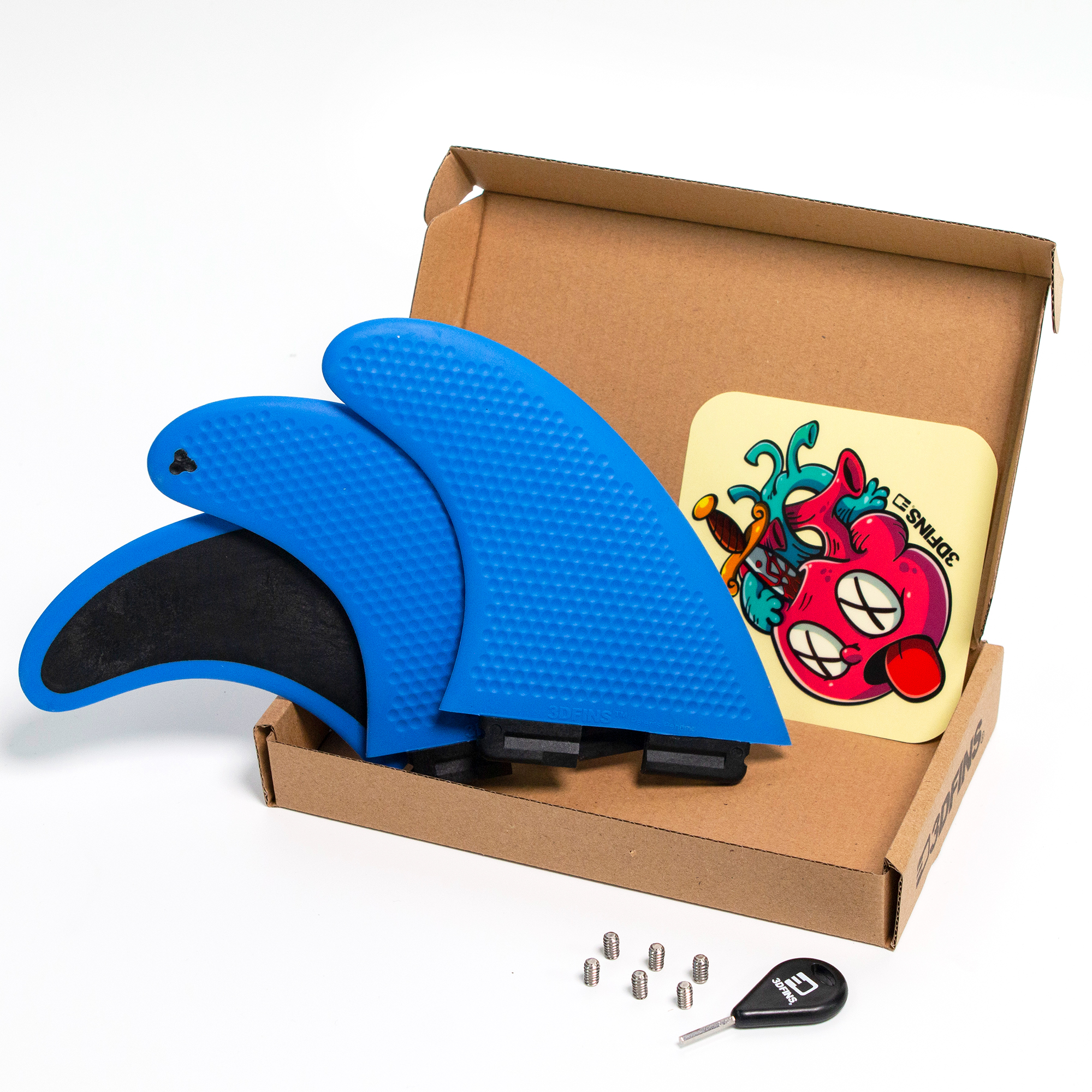 3DFINS GO HARD SOFT Series