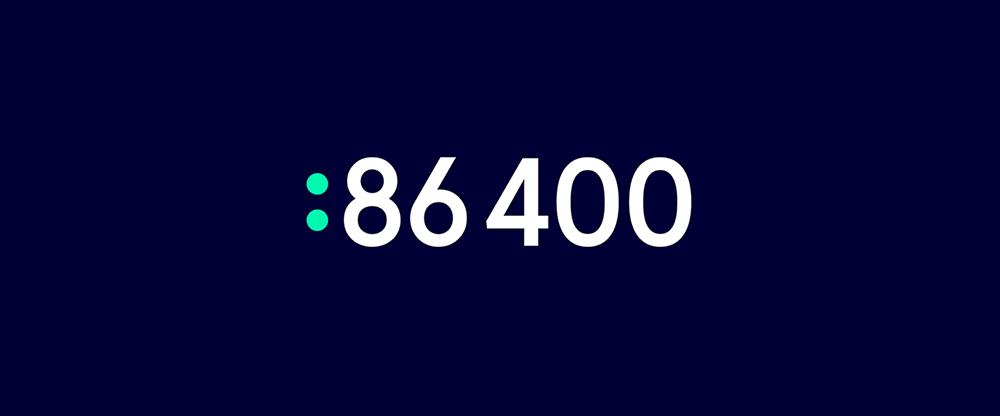 86 400 Australia's First Smartbank