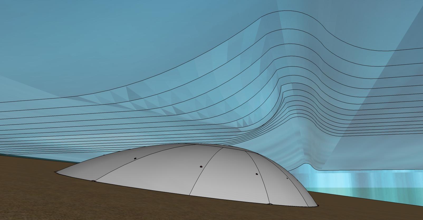 Airwave Inflatable Surf Reef