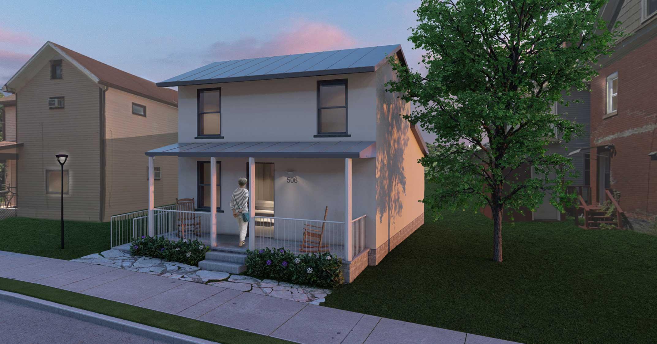 A Healthy Home: PA Hemp House