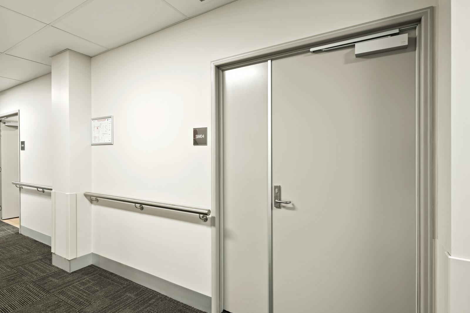 Armourline Polymer Door Frames
