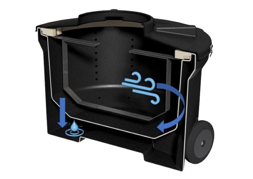 CMLP Composting Toilet