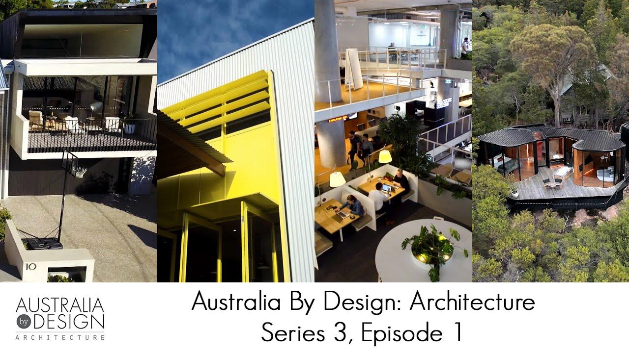 Australia Architecture S3 E1