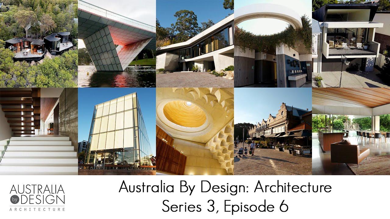 Australia Architecture S3 E6