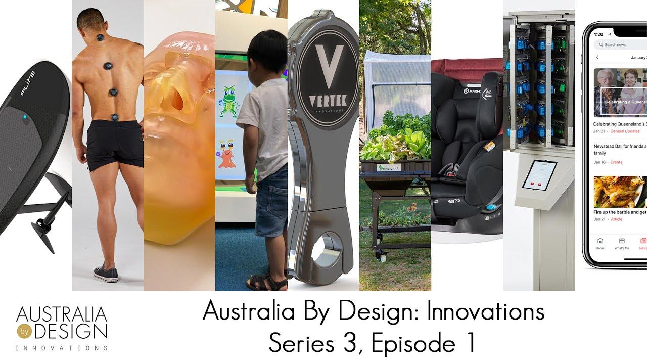 Australia Innovations S3 E1