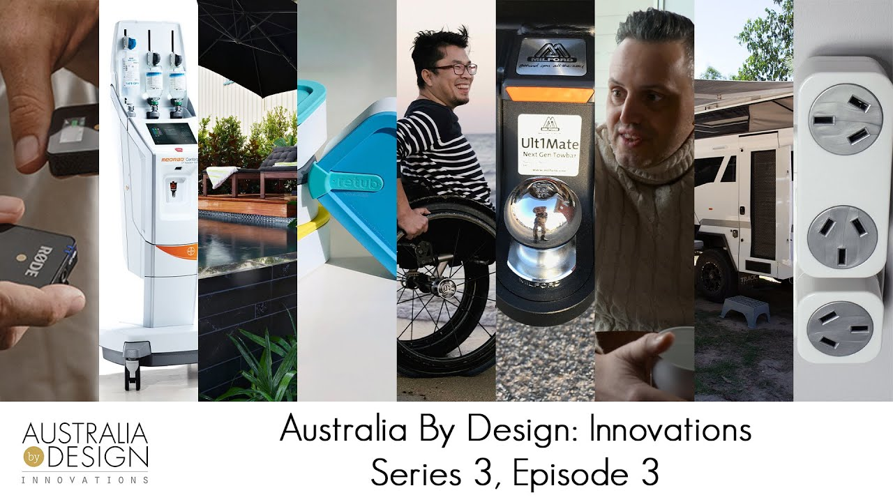 Australia Innovations S3 E3