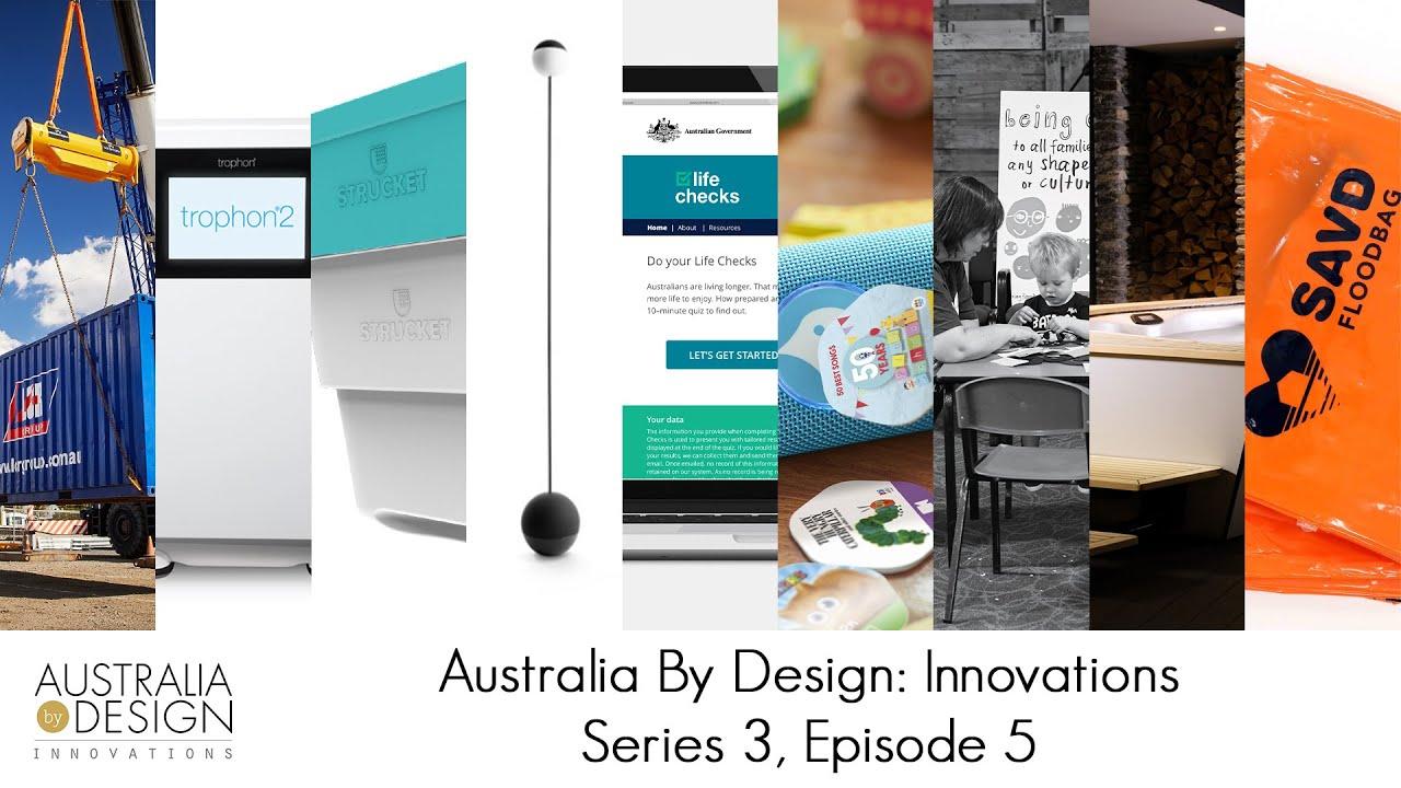 Australia Innovations S3 E5