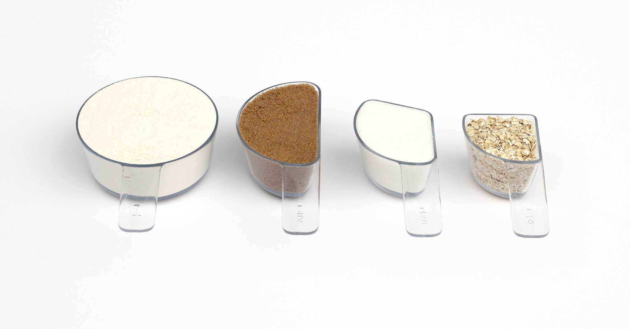Visual Measuring Cups and Spoons