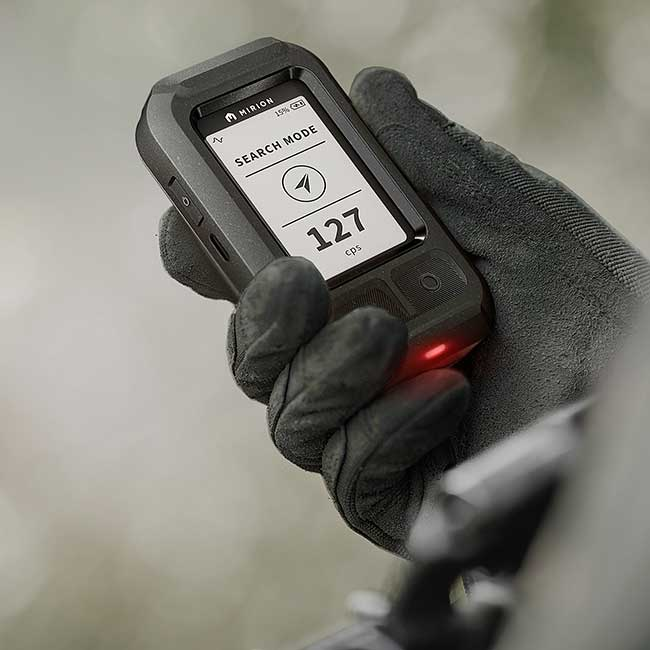 Mirion AccuRad™ Personal Radiation Detector