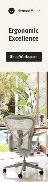 Herman Miller 160 x 600