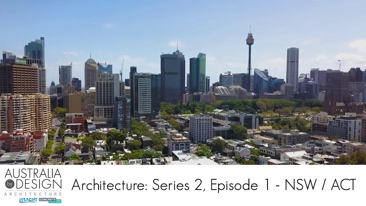 Australia Architecture S2 E1