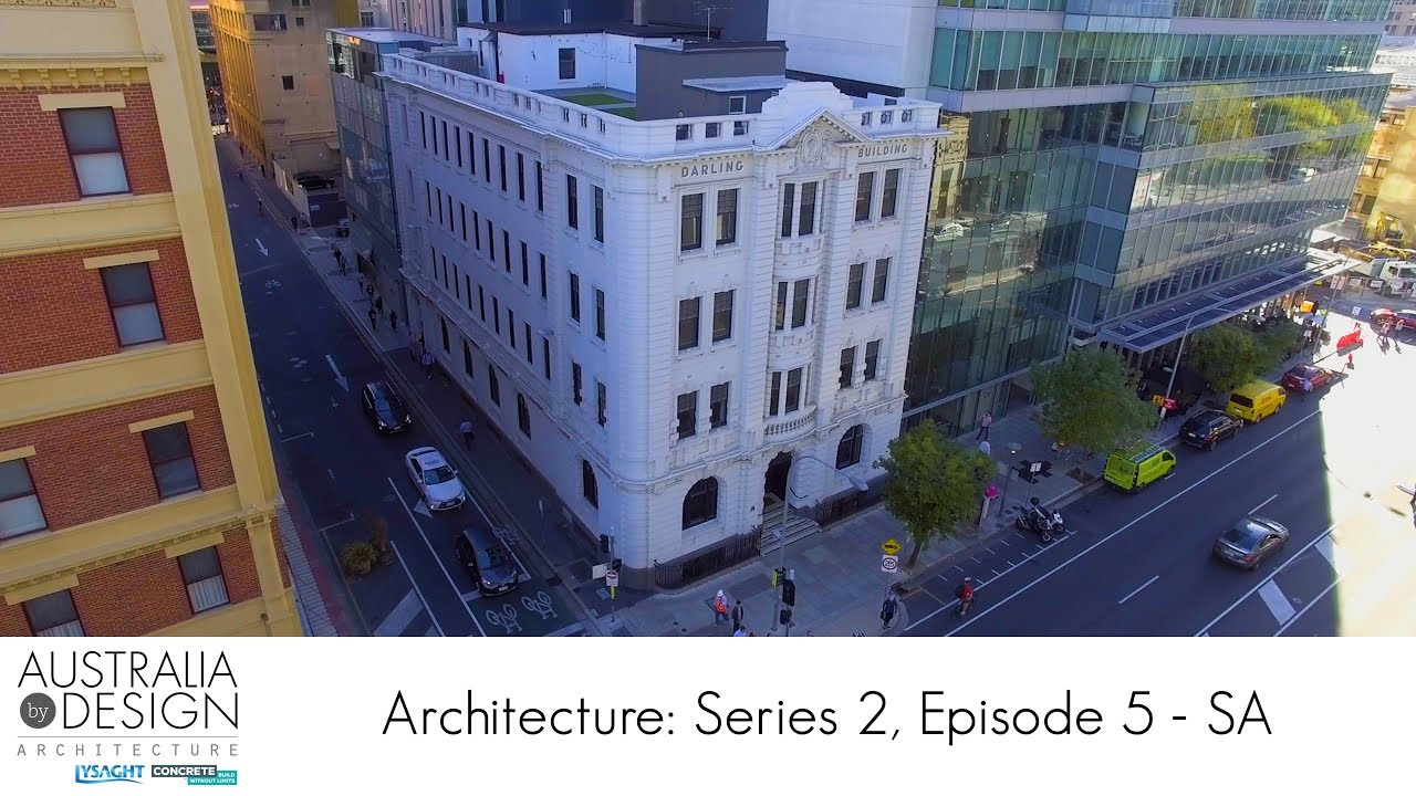 Australia Architecture S2 E5