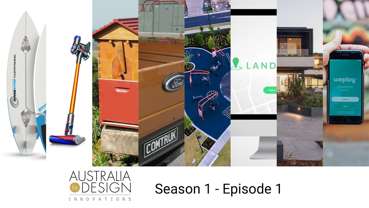 Australia Innovations S1 E1