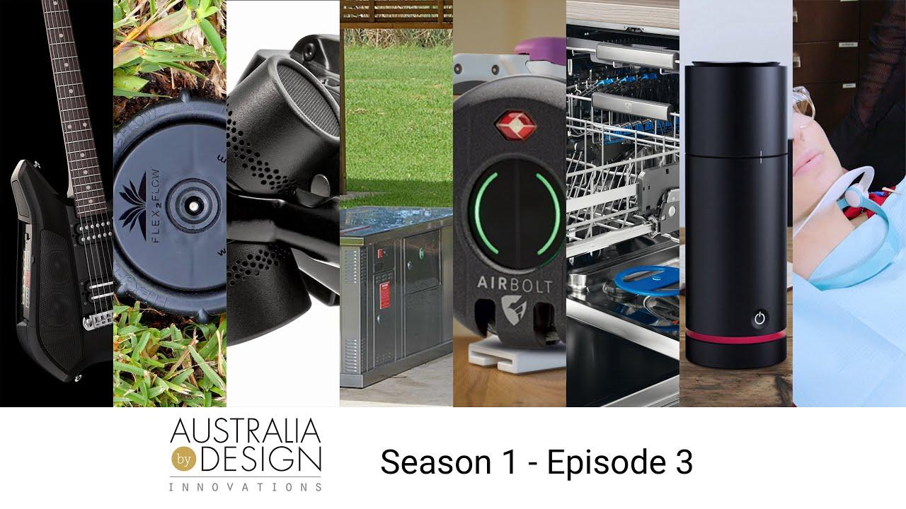 Australia Innovations S1 E3